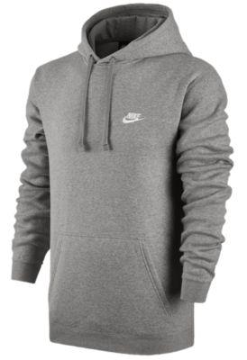 【海外限定】nike ナイキ club クラブ fleece フリース pullover hoodie フーディー パーカー メンズ