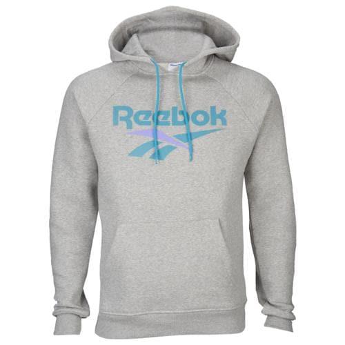 【海外限定】reebok リーボック logo ロゴ pullover hoodie フーディー パーカー メンズ