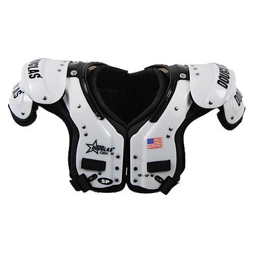 【海外限定】ダグラス douglas men's メンズ sp qbk shoulder pad mens