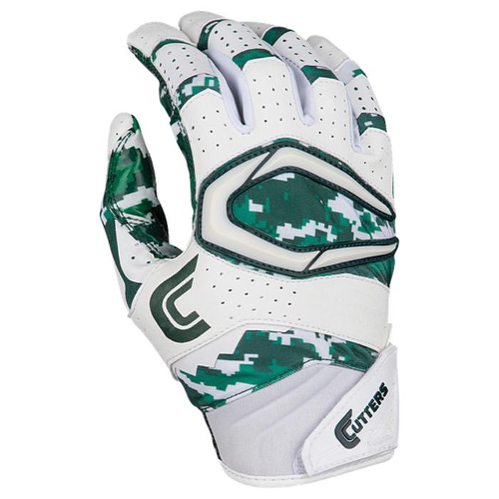 【海外限定】カッターズ cutters rev pro 20 camo receiver gloves mens プロ 2.0 レシーバー men's メンズ