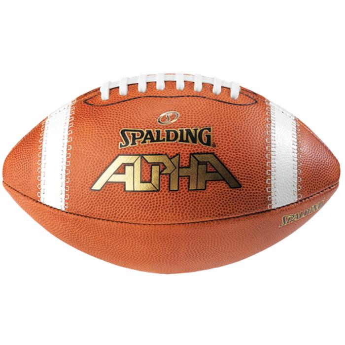 スポルディング SPALDING アルファ ゲーム フットボール MENS メンズ ALPHA NFHS OFFICIAL GAME SIZE FOOTBALL スポーツ アメリカンフットボール アウトドア ボール 送料無料