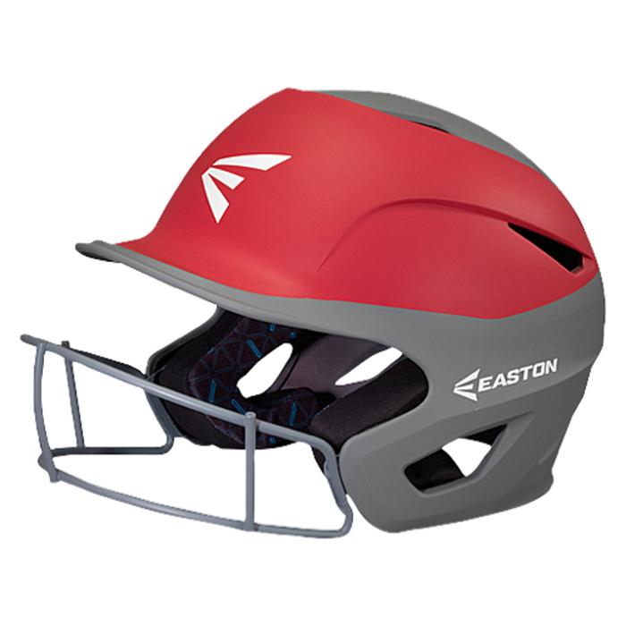 イーストン EASTON ヘルメット WOMENS レディース PROWESS TWOTONE FP HELMET WITH MASK スポーツ アウトドア キャッチャー防具 野球 プロテクター ソフトボール 送料無料