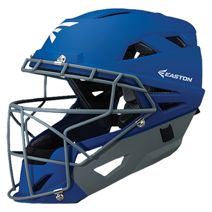 イーストン easton catcher's ヘルメット women's レディース prowess fastpitch grip catchers helmet womens