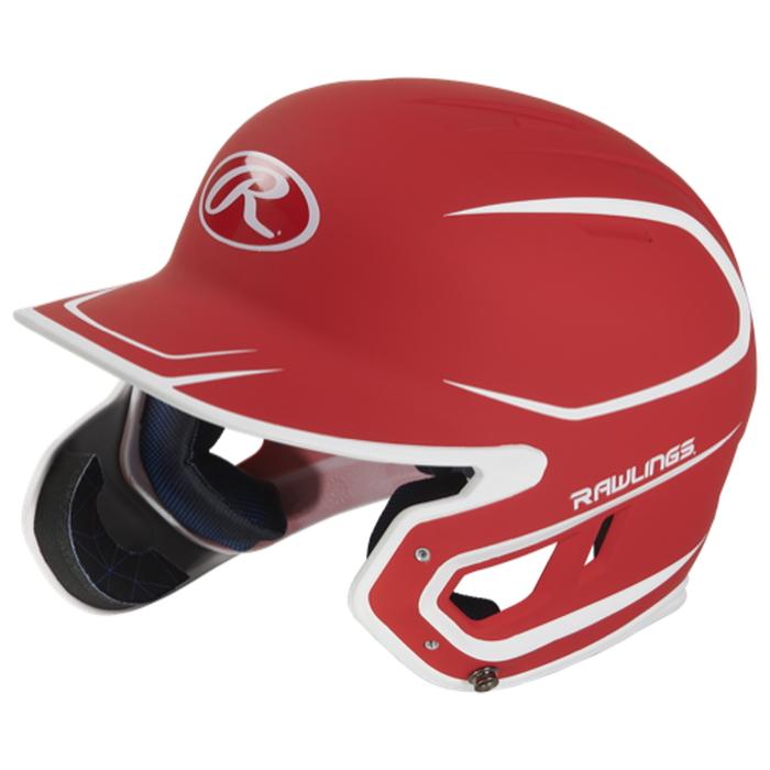 ローリングス RAWLINGS バッティング ヘルメット MENS メンズ MACH EXT 2 TONE SENIOR BATTING HELMET 設備 備品 ソフトボール アウトドア スポーツ 野球 送料無料