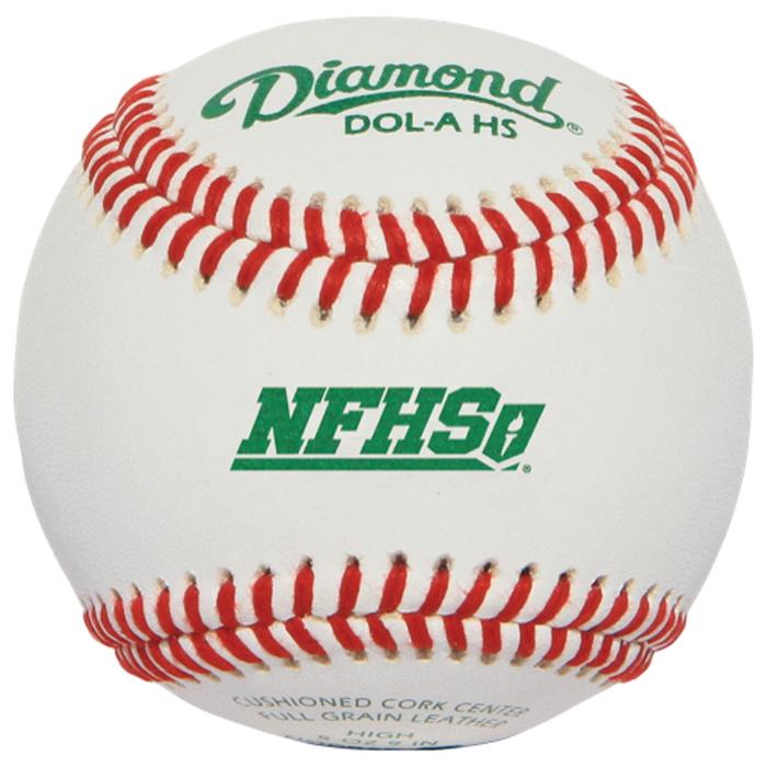 ダイヤモンド DIAMOND ベースボール DOLA NFHS OFFICIAL LEAGUE BASEBALL 野球 アウトドア ボール スポーツ ソフトボール 送料無料