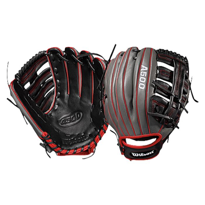 ウィルソン WILSON FIELDERS グローブ グラブ 手袋 A500 125 GLOVE GRADE SCHOOL ソフトボール ミット 野球 スポーツ アウトドア