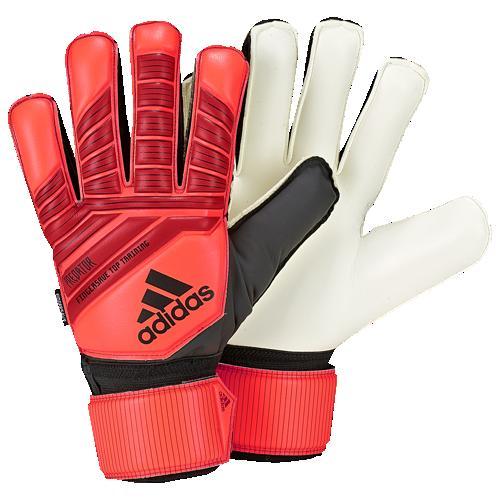 【海外限定】アディダス adidas predator fingersave goalie gloves adult プレデター レディースファッション