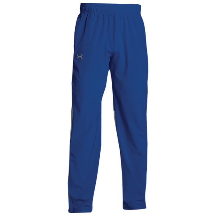 【★スーパーセール中★ 6/11深夜2時迄】アンダーアーマー チーム ウーブン ウォーム men's メンズ under armour team squad woven warm up pants mens