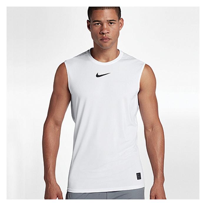 ナイキ プロ ノンスリーブ men's メンズ nike pro fitted sleeveless top mens