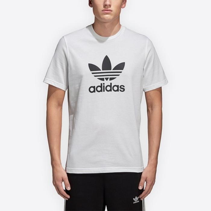 アディダス アディダスオリジナルス adidas originals オリジナルス トレフォイル シャツ men's メンズ trefoil t mens