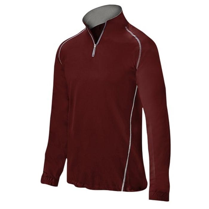 【海外限定】mizuno compression コンプレッション 1 4 zip l s 長袖 ロングスリーブ batting バッティング jacket ジャケット メンズ