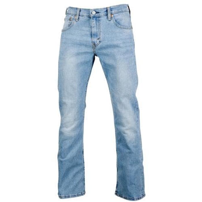 【海外限定】levis 527 slim スリム boot ブーツ cut jeans メンズ レディースファッション