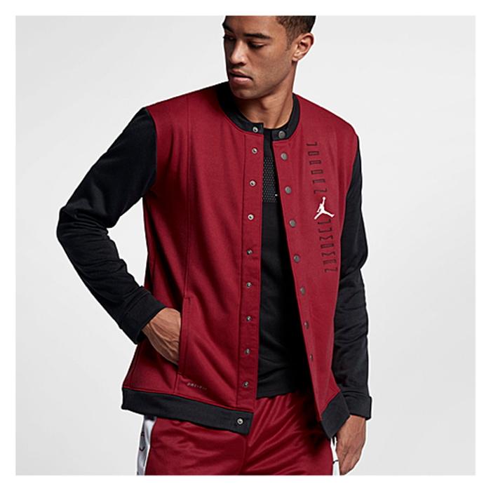 【海外限定】ジョーダン レトロ パフォーマンス ジャケット メンズ jordan retro 11 performance jacket