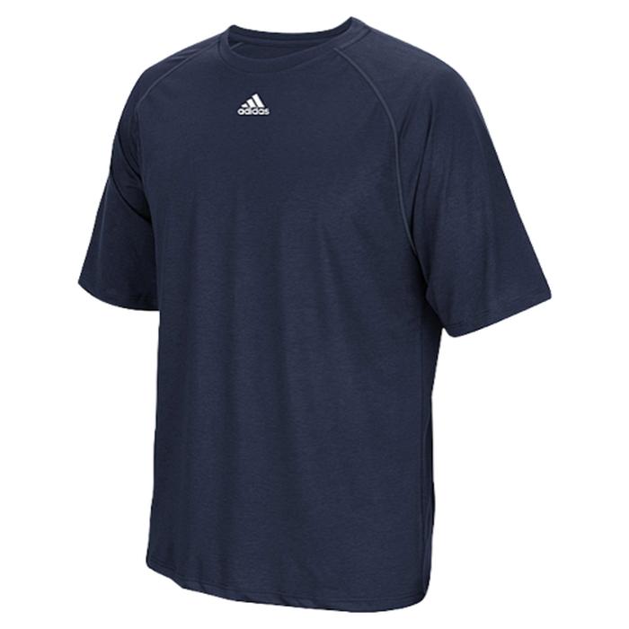 アディダス adidas チーム スリーブ シャツ men's メンズ team climalite short sleeve t mens フィットネス トップス