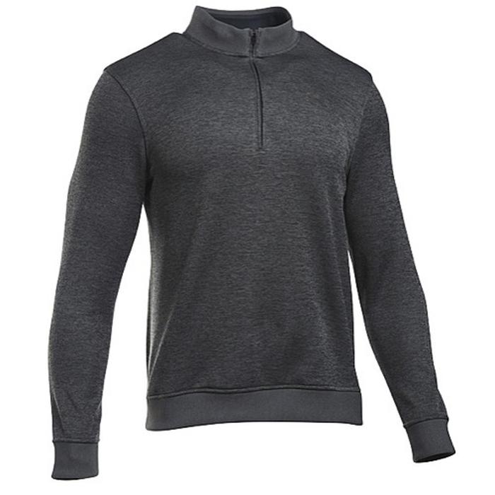 【海外限定】アンダーアーマー ゴルフ 1 4 メンズ under armour storm golf sweaterfleece 14 zip レディースファッション