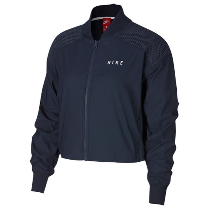 【海外限定】ナイキ ジャケット レディース nike mesh bomber jacket