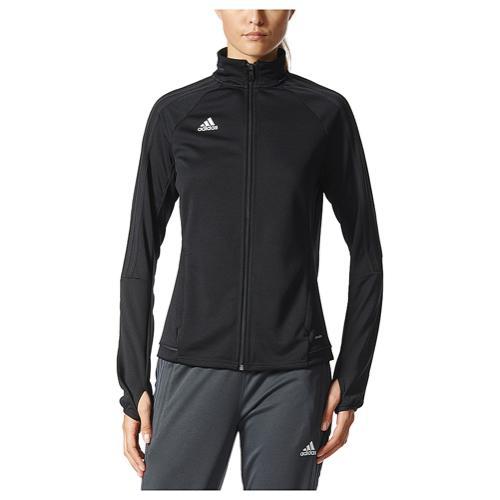 【海外限定】アディダス アディダスアスレチックス adidas athletics tiro 17 jacket ジャケット レディース