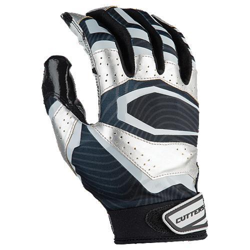 カッターズ cutters プロ 3.0 レシーバー men's メンズ rev pro 30 metallic receiver gloves mens