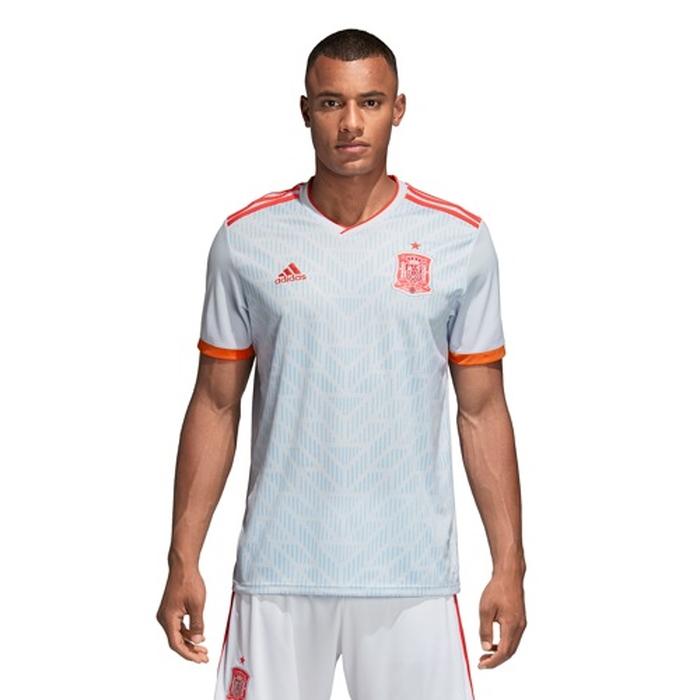 アディダス adidas ジャージ men's メンズ spain climalite replica jersey mens