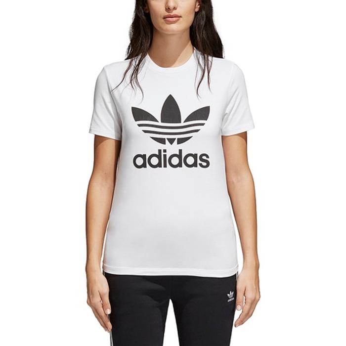 アディダス アディダスオリジナルス adidas originals オリジナルス トレフォイル シャツ women's レディース adicolor trefoil t womens