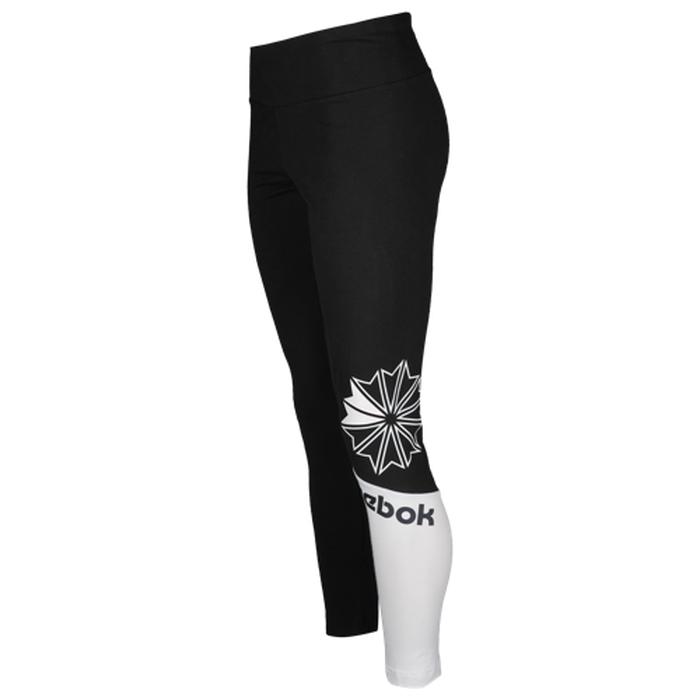 【海外限定】reebok リーボック always classic クラシック logo ロゴ leggings レギンス タイツ women's レディース