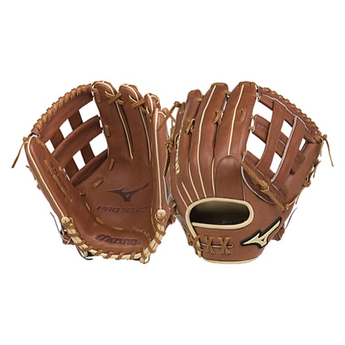 【海外限定】mizuno pro プロ select セレクト gps1700dh fielders glove グローブ グラブ 手袋 メンズ