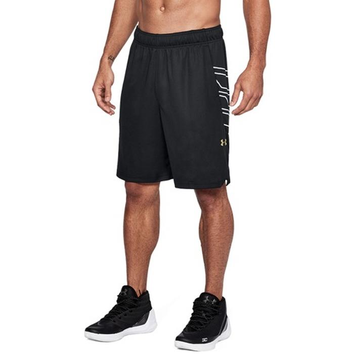 【海外限定】under armour アンダーアーマー select セレクト 9 shorts ショーツ ハーフパンツ メンズ