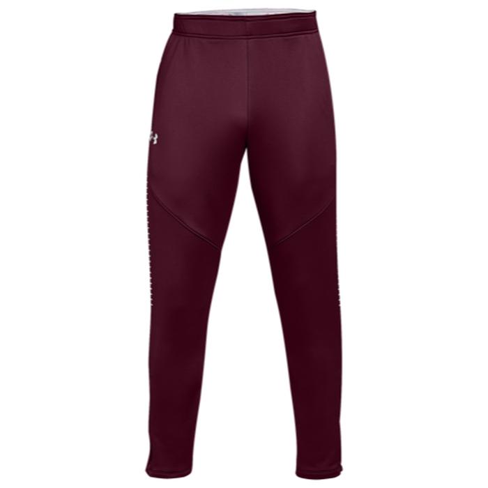 【海外限定】アンダーアーマー チーム ハイブリッド ウォームアップ メンズ under armour team qualifier hybrid warmup pants