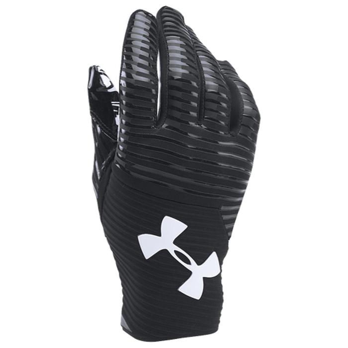 【海外限定】アンダーアーマー ハイライト フットボール メンズ under armour highlight football gloves