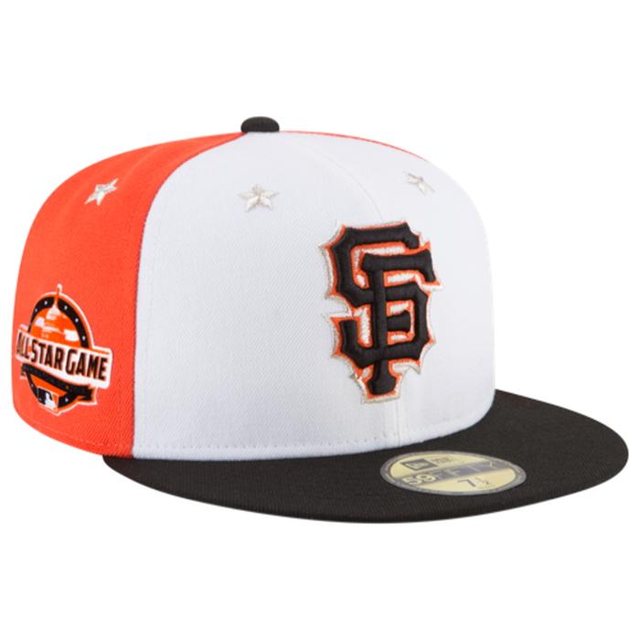 NEW ERA ニューエラ 【海外限定】ニューエラ ゲーム キャップ 帽子 men's メンズ new era mlb 59fifty allstar game cap mens