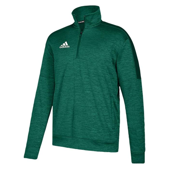 【海外限定】アディダス adidas チーム フリース 1 4 メンズ team issue fleece 14 zip レディースファッション