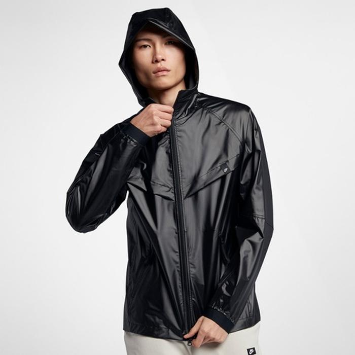 【海外限定】nike qs hooded jacket ナイキ ジャケット メンズ