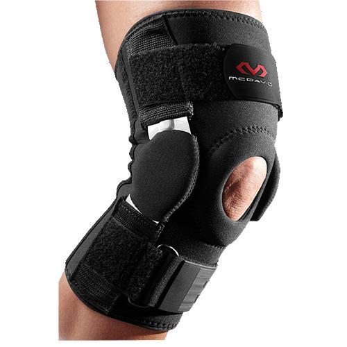 【海外限定】マクダビッド デュエル mcdavid knee brace w dual disk hinges