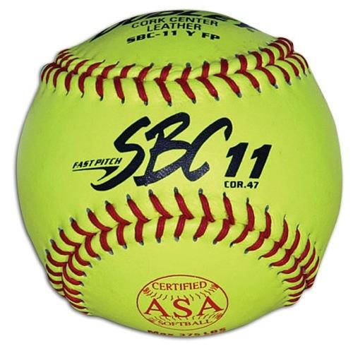 【海外限定】ダドリー dudley softball レザー ファスト 11 asa sbc 11 sbc leather fast pitch softball, 日本初の:f6e9e624 --- sunward.msk.ru