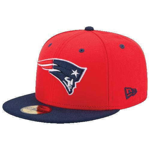 【海外限定】ニューエラ サイドライン キャップ 帽子 メンズ new era nfl 59fifty sideline cap
