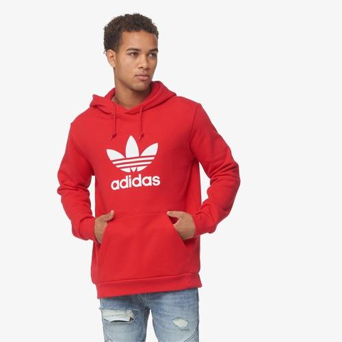 【海外限定】アディダス アディダスオリジナルス adidas originals オリジナルス トレフォイル p o フーディー パーカー メンズ trefoil po hoodie メンズファッション