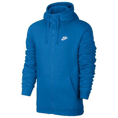 【海外限定】ナイキ クラブ フリース フーディー パーカー メンズ nike club fullzip fleece hoodie メンズファッション