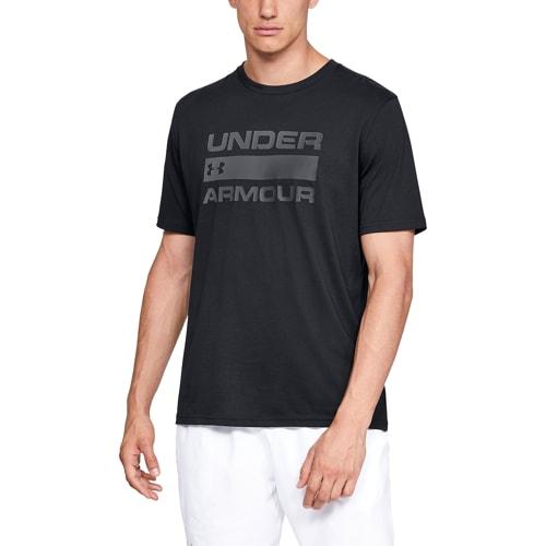 アンダーアーマー スリーブ シャツ men's メンズ under armour wordmark short sleeve t mens