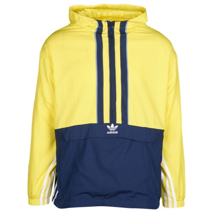 【海外限定】アディダス アディダスオリジナルス adidas originals authentic anorak jacket オリジナルス オーセンティック ジャケット メンズ