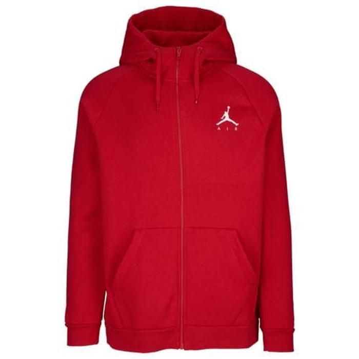 【海外限定】jordan jumpman air fleece fullzip hoodie ジョーダン ジャンプマン エアー フリース フーディー パーカー メンズ トップス メンズファッション
