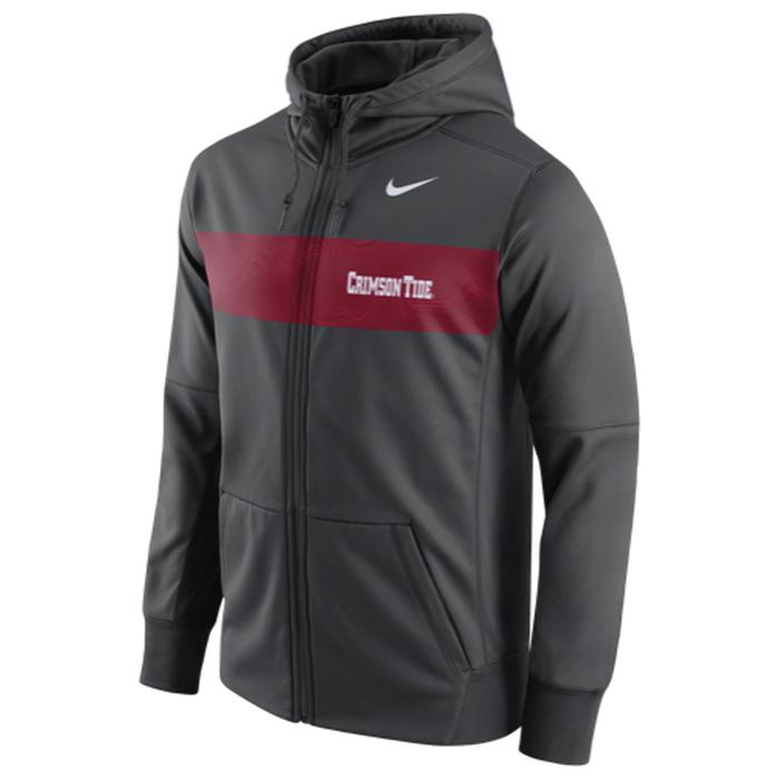 【海外限定】ナイキ カレッジ サイドライン サーマ フーディー パーカー メンズ nike college sideline therma seismic fz hoodie