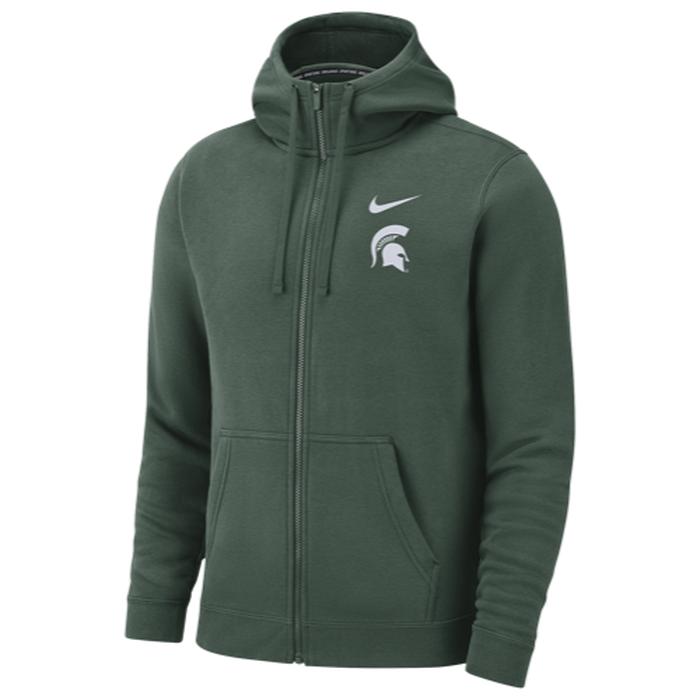 【海外限定】ナイキ カレッジ チーム クラブ フーディー パーカー メンズ nike college team club fullzip hoodie トップス
