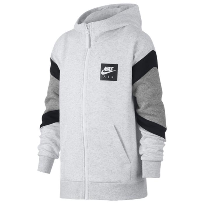 【海外限定】nike air fullzip hoodie gsgradeschool ナイキ エアー フーディー パーカー gs(gradeschool) ジュニア キッズ
