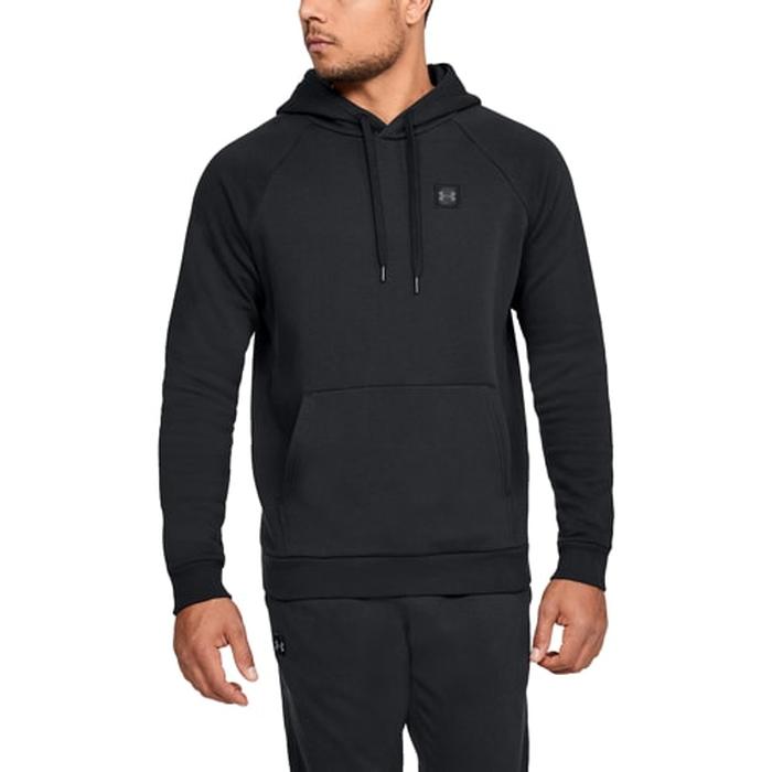 【海外限定】アンダーアーマー ライバル フリース フーディー パーカー メンズ under armour rival fleece pullover hoodie
