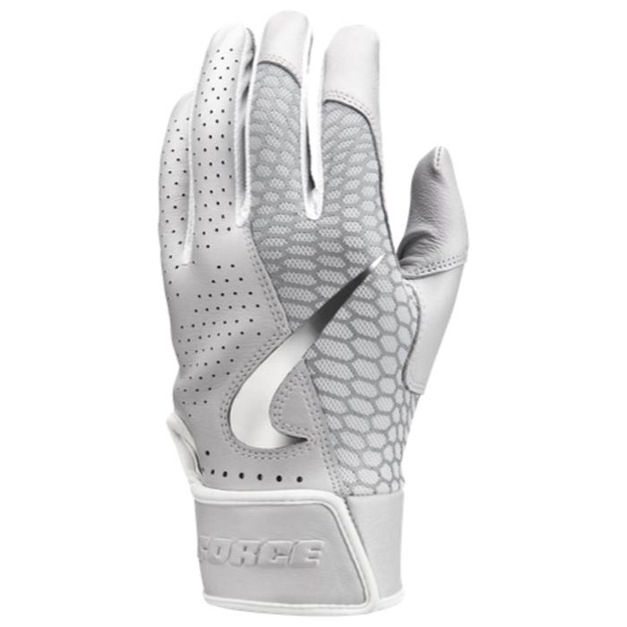 【海外限定】ナイキ エリート バッティング グローブ グラブ 手袋 メンズ nike force elite batting glove