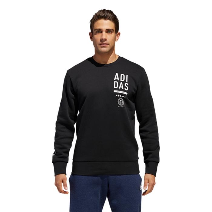 【海外限定】アディダス アディダスアスレチックス adidas athletics international fleece フリース crew メンズ