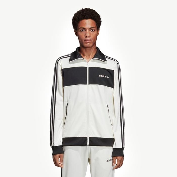 【海外限定】アディダス アディダスオリジナルス adidas originals オリジナルス トラック メンズ linear track top