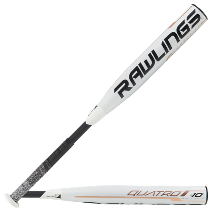 ローリングス RAWLINGS バット WOMENS レディース QUATRO FASTPITCH BAT 野球 備品 ソフトボール アウトドア 設備 スポーツ 送料無料