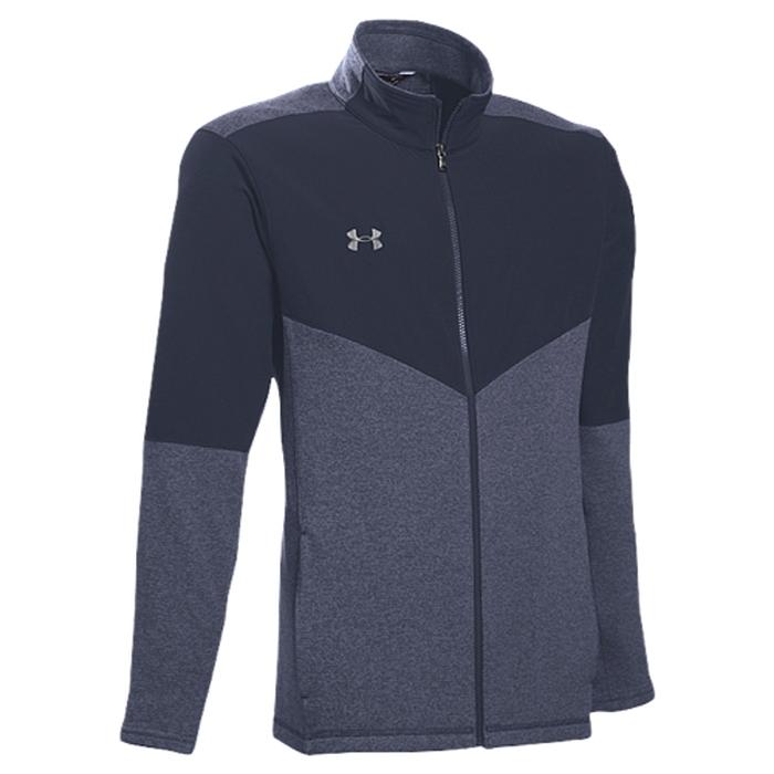 【海外限定】アンダーアーマー チーム エリート フリース ジャケット メンズ under armour team elite fleece fullzip jacket