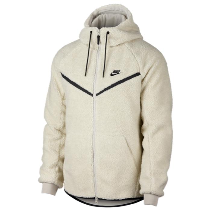 【海外限定】ナイキ ウィンドランナー ジャケット メンズ nike sherpa fullzip windrunner jacket